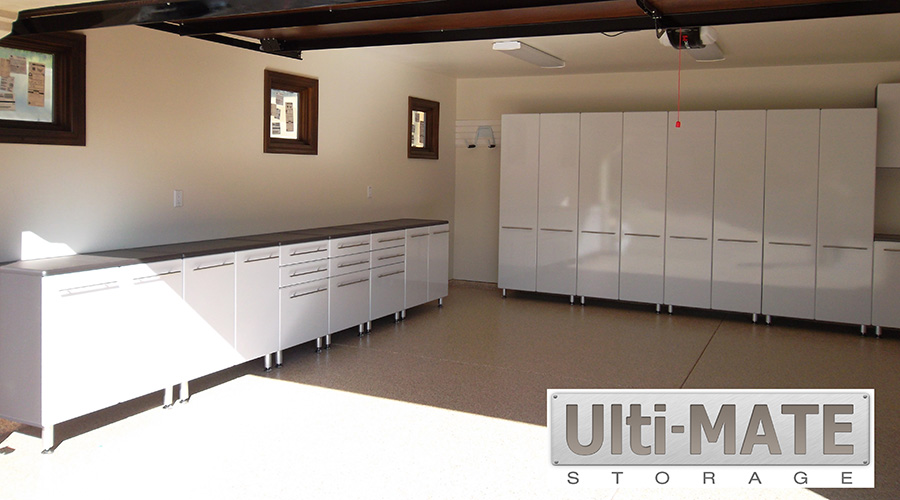 Garage Storage Cabinets By Ulti Mate