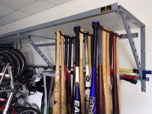 Sports Storage For Your Garage Midlands Storage Systems