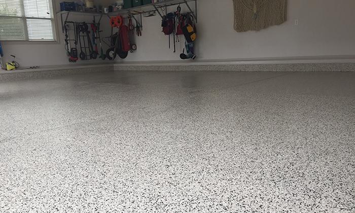 Garage Flooring Ideas Amp Photos Midlands Storage Systems