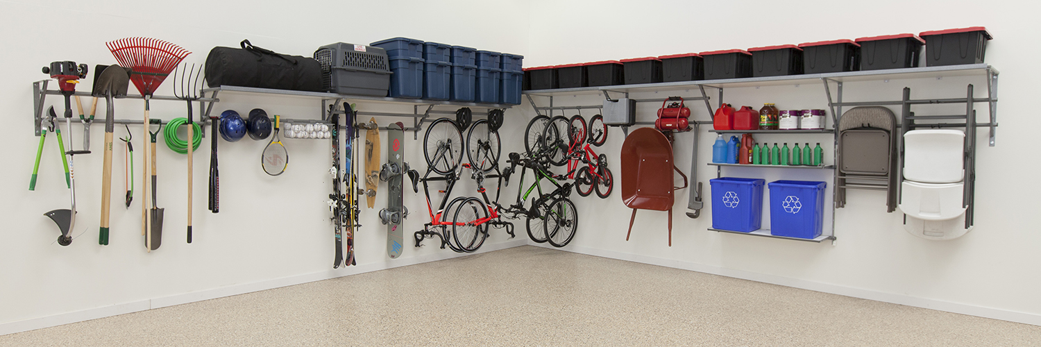 Garage Shelving and Racks